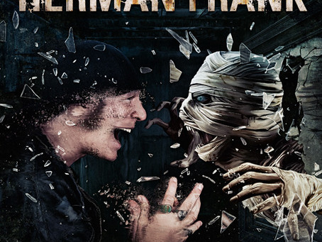 Herman Frank 'Two For A Lie' (AFM Records)