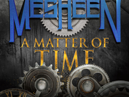 Mesheen 'A Matter Of Time' (Sonic Age Records)