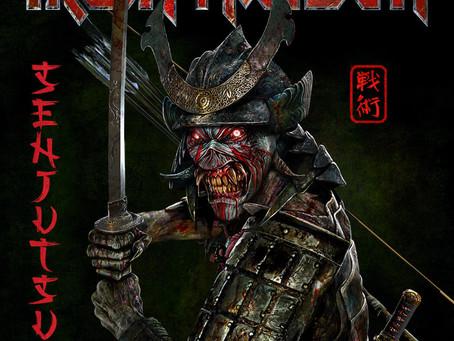 Iron Maiden 'Senjutsu' (Parlophone Records)