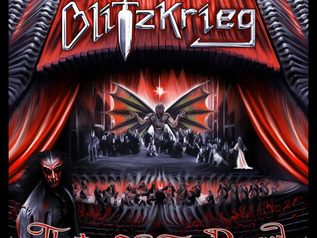 Blitzkrieg 'Theatre Of The Damned' (Mighty Music)