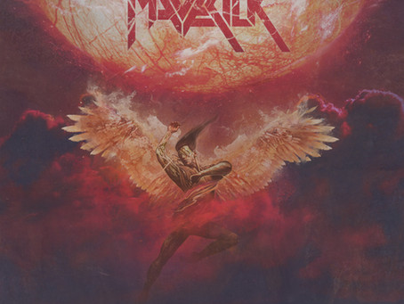 Maverick 'Ethereality' (Metalapolis Records)