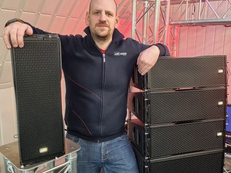 Collaborative Creations provide sales team partnership for AED Audio