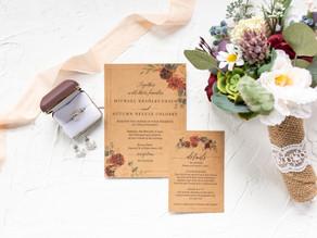 Autumn & Michael | A Joyful Wisconsin Barn Wedding