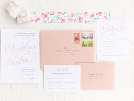 Styled Shoot: Intimate Backyard Garden Wedding