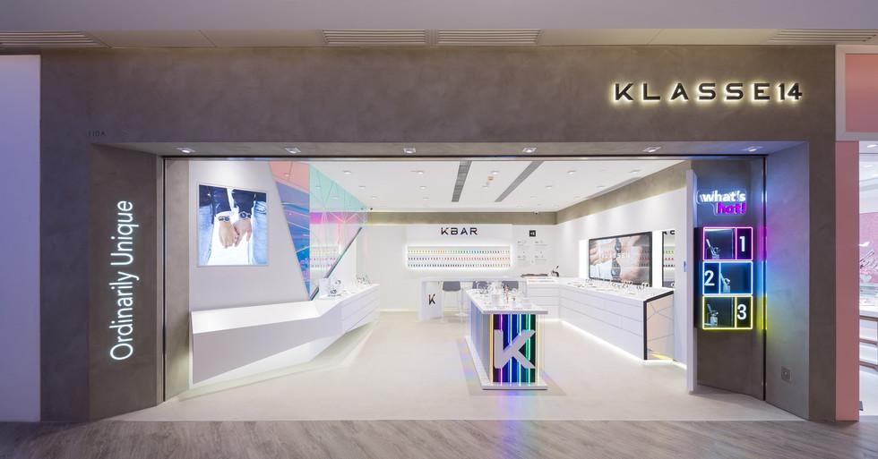 KLASSE14 - K11 HK Art Mall