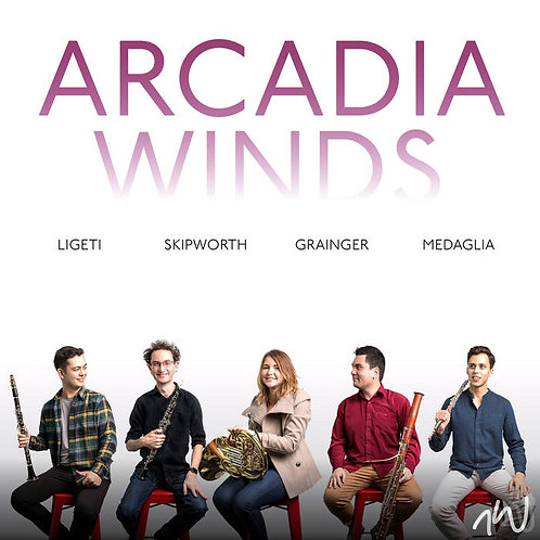 Arcadia Winds EP