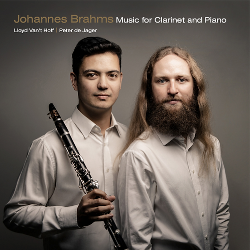 Johannes  Brahms: Music for Clarinet and Piano