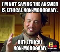 Non Monogamy- My Journey