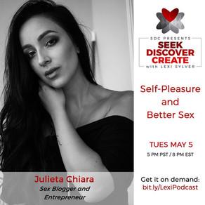 Self Pleasure & Better sex: Lexi Sylver's Podcast