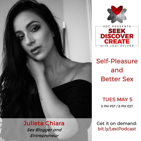 Self Pleasure & Better sex: Lexi Sylver's Podcast