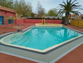 piscine bloc bancher polysterene
