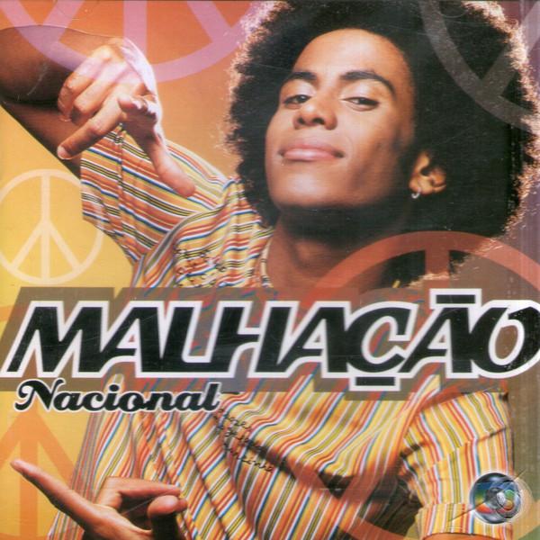 CD Nacional, com Ícaro Silva na capa (Foto: Som Livre)