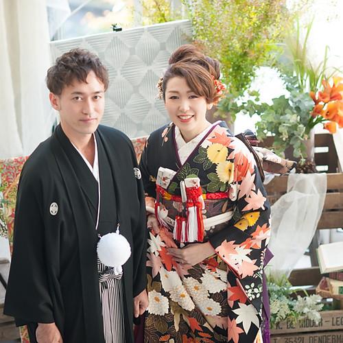 「秋色」Wedding