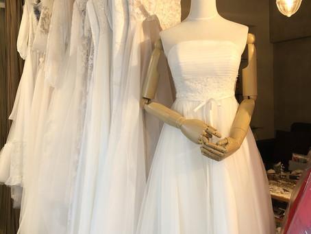 11月のドレス販売日程決定!