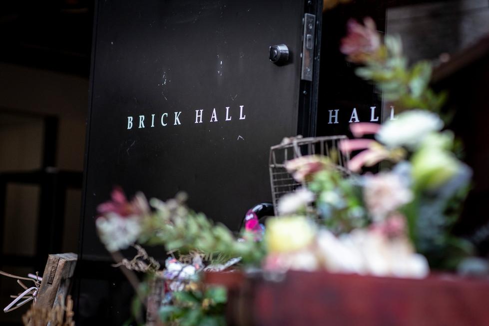 門司のBRICK HALL