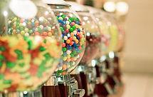 Las máquinas expendedoras de dulces