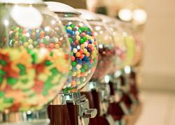 Süßigkeit Verkaufsautomaten