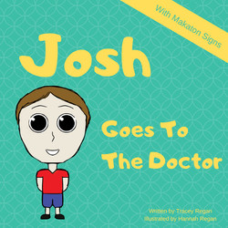 Josh Doctor - Front Cover