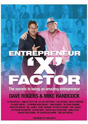 Entrepreneur 'X' Factor - Dave Rogers & Mike Handcock