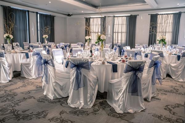 Ballroom Guest Tables