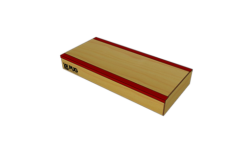 Caixote manual/baixo 75x220x30(cm)