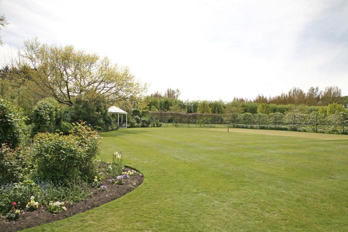 Landing at Homebush, Masterton - Gardens 5