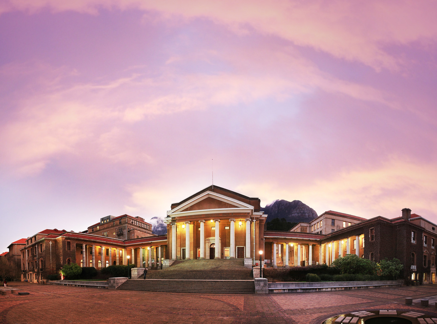 UCTs main hall, situated on the main University campus is called Sarah Baartman Hall. It is named after after Khoi heroine Sarah Baartman/ Photographer: University of Cape Town / Michael Hammond.