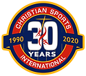 Christian Sports 30 Year Logo 2020.png