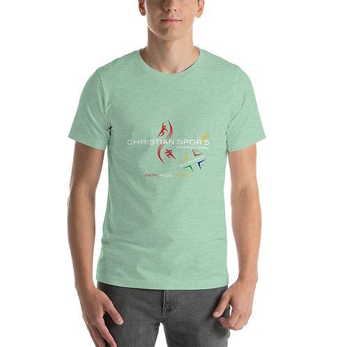 CSI BMX Ministries Short-Sleeve Unisex T-Shirt
