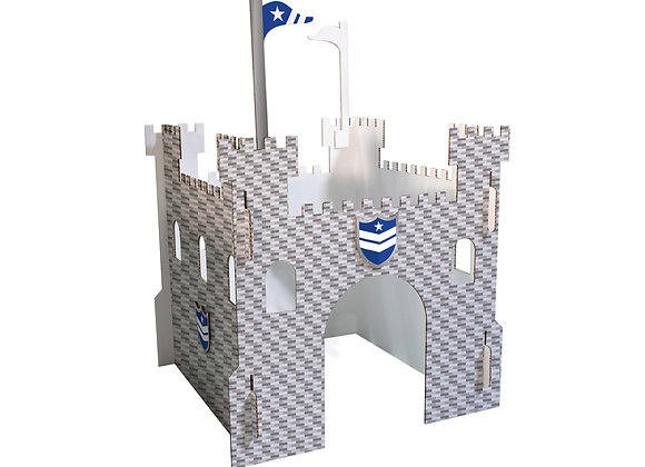 Build A Castle - Blue