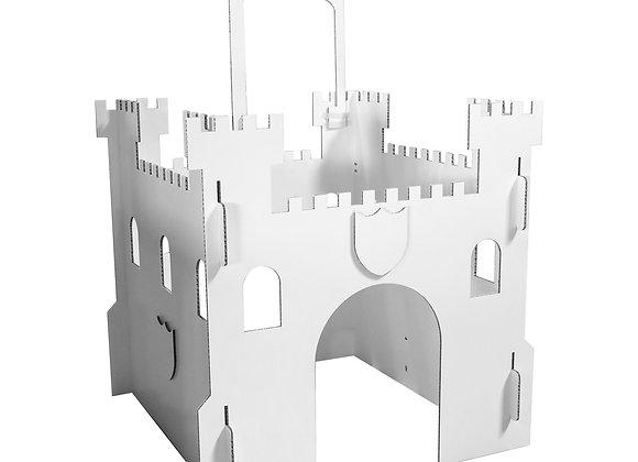 Build A Castle - White