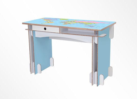 Build A Desk - World Map