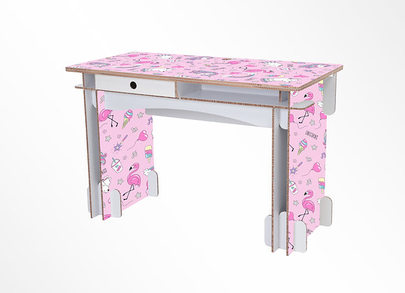 Build A Desk - Flamingo