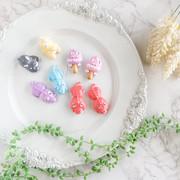 Dinosaur meringue cookies  恐龍馬林糖