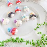 公主馬林糖 princess meringue cookies