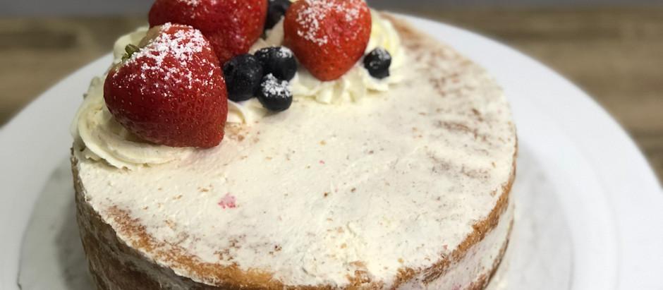磅蛋糕與海绵蛋糕 Pound Cake & Sponge Cake