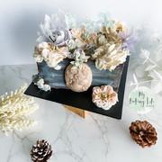 花盒裱花蛋糕