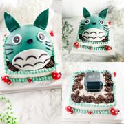 龍貓敲敲蛋糕 Totoro knock knock cake