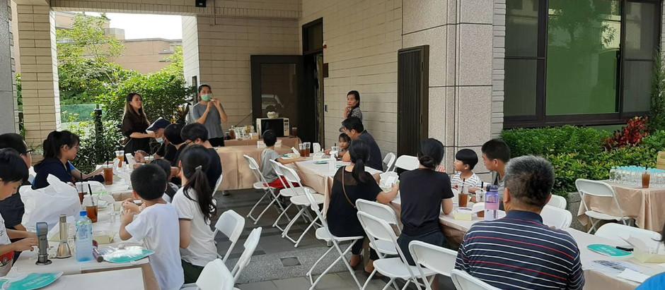 台中和菓子體驗營教學
