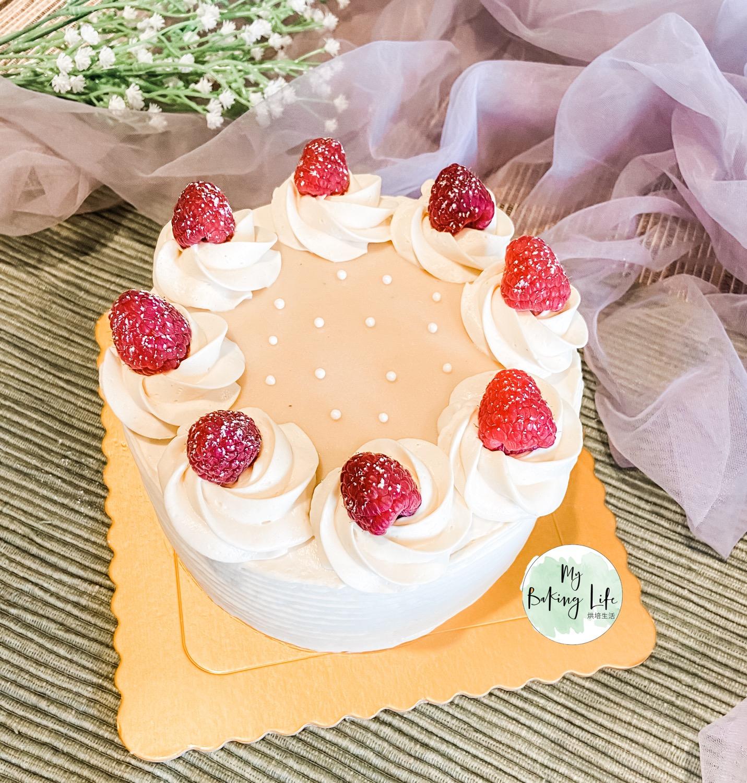 伯爵奶油蛋糕