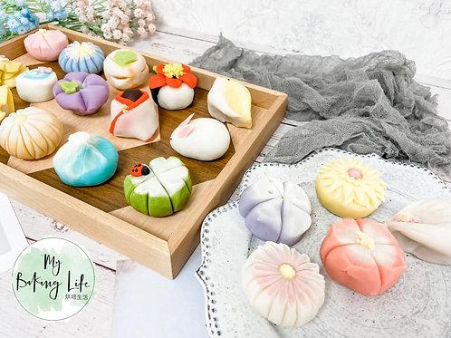 日式和菓子(練切菓子)4入