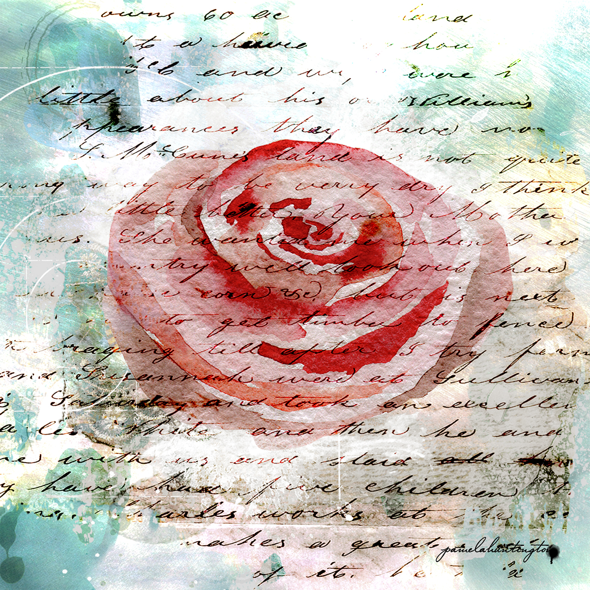 Rose Text