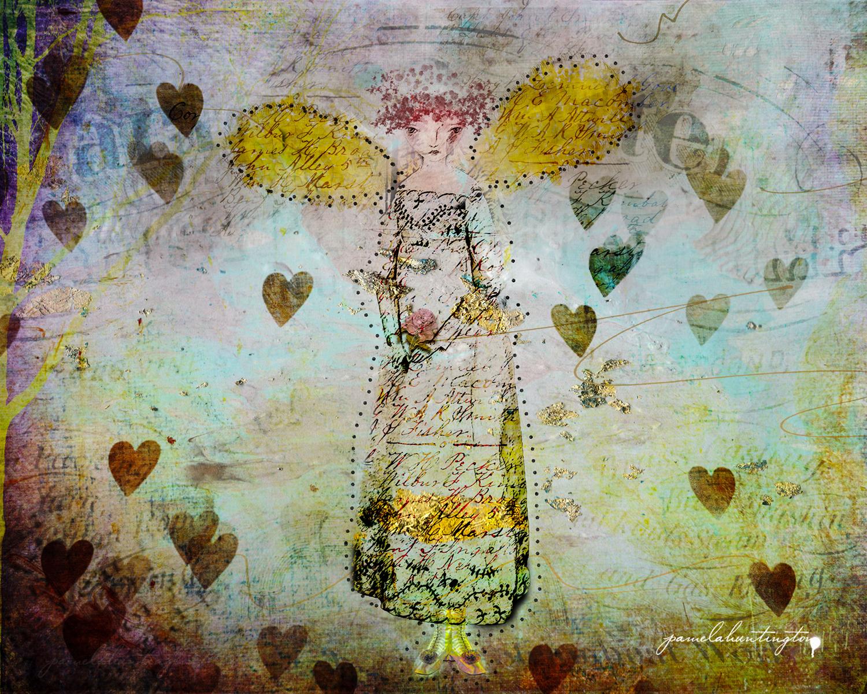 Each Heart Contains A Little Magic