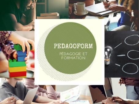 PEDAGOFORM - LE BLOG
