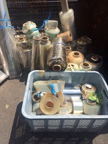廃プラスチックリサイクル