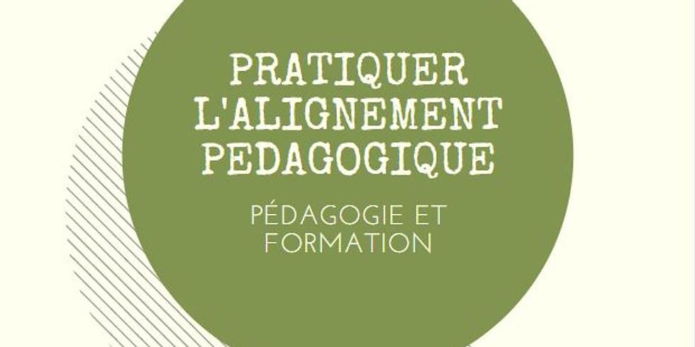 """COUP DE POUCE """"PRATIQUER L'ALIGNEMENT PEDAGOGIQUE"""""""