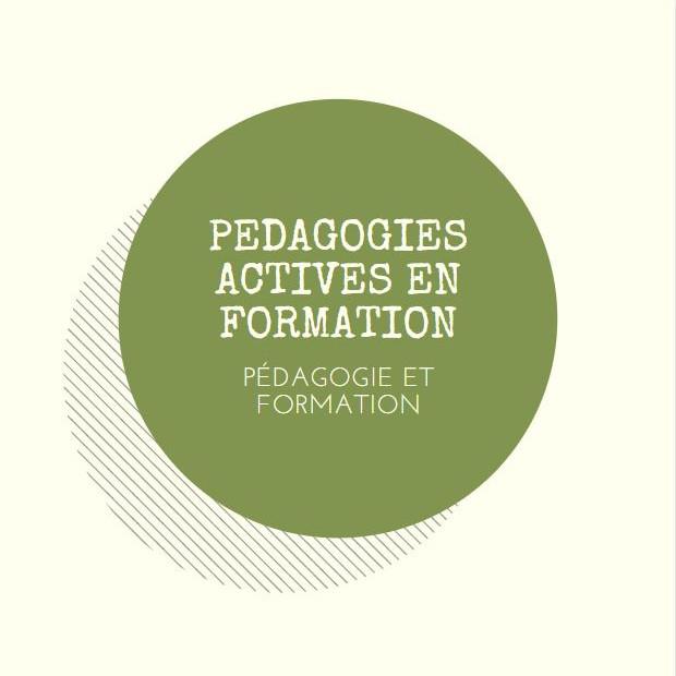 """COUP DE POUCE """"PEDAGOGIES ACTIVES EN FORMATION"""""""