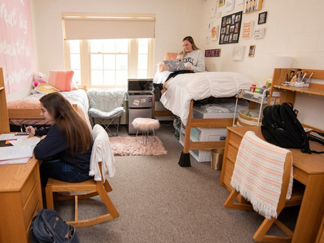 Moving In Tips For College Students