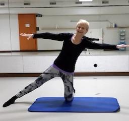 Online Workout: Faszien Training mit Chrigi