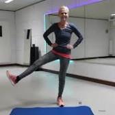 Online Workout: Schenkel Express Workout mit Chrigi
